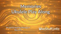 Optimized for DGBE Ukulele. Ukulele Songs, Ukulele Chords, Motion Video, Video Background, Maroon 5, Second Of Summer, You Are Invited, Make A Donation, Music Publishing