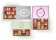 Laduree Macarons: Best hostess gift ever! Mmmm.