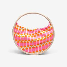 Fab.com Pop-Up Shop: Full-Circle Straw Bag