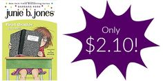 Junie B., First Grader (at Last!) Only $2.10!