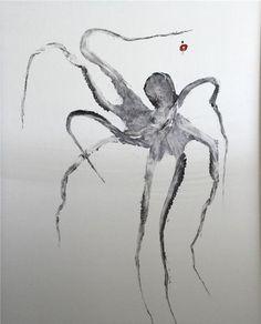 Annie Sessler (Gyotaku, Japanese Fish Prints)