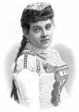 """Johanna Loisinger (1865_1951) oo Alexander von Battenberg """"Sandro"""" und - Gräfin von Hartenau"""