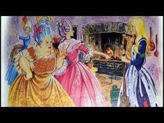 Assepoester - Lekturamas Luister Sprookjes - YouTube