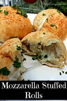 These rolls are legendary! PLUS they are simple to make :)
