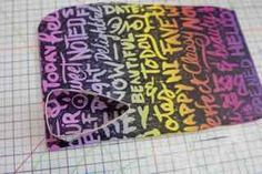 Graffiti naushki | Instructions for creating jewelry from polymer materials | polymer matrix O | Useful links Tips and Tricks | polymer clay, fimo courses, shop - Nemravka