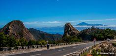 Teide seen from La Gomera