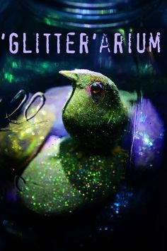 DIY mason jar 'Glitter'arium - a space theme for my son's nightlight Terrarium Wedding, Terrarium Diy, Terrariums, Glitter Mason Jars, Mason Jar Diy, Crafts For Kids, Diy Crafts, Burlap Crafts, Diy Wedding