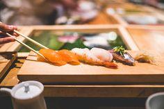Japanese Sushi via FindUsLost