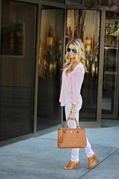 Blushing Basics Styled