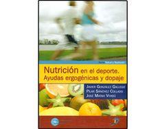"""Mejor libro de nutrición en castellano: """"Nutrición en el deporte Ayudas ergogenicas"""" - ForoCoches"""