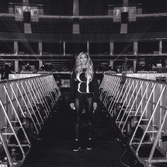 Beyonce The Mrs. Carter Show Rehearsal 2014