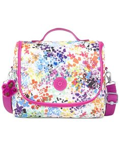 Kipling Handbag, Kichirou Print Lunch Bag
