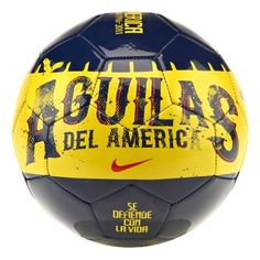 Nike Club America Supporter Size 5 Soccer Ball Dude this Ball is a BOSS
