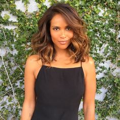 The Raddest Fall Haircut Trends From L.A.'s Top Stylists #refinery29 http://www.refinery29.com/92402#slide-9 Stylist: Danny RishoffSalon: Mèche SalonWhat to ask for: A soft, long bob with face-framing layersCraving volume? Rishoff gave actress Lesley-Ann Brandt a long bob with soft...
