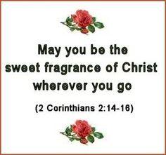 2 Cor. 2:14-16