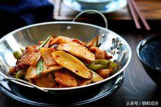 杏鮑菇這樣做太香了,我一人能吃一鍋,寧願長胖也要吃