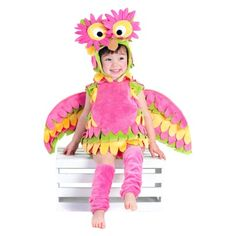 Infant/Toddler Holly the Owl Costume