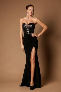 Bonitos vestidos de noche | Moda y Tendencia Femenina …