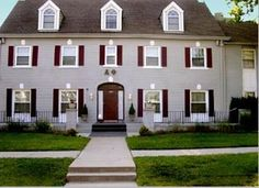 Alpha Phi Chapter House: Upsilon - Washburn Alpha Phi Sorority, Sorority Life, Washburn University, Greek Life, Girls Wear, Ivy, My House, Sweet Home, Houses