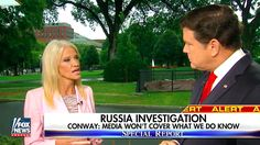 Fox News' Bret Baier Confronts Kellyanne Conway on Moscow Trump Tower Deal
