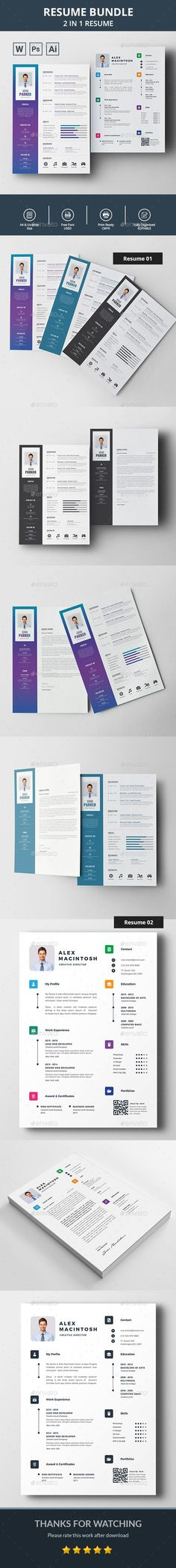 Resume Templates Resume CV Design