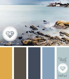 167 Cold Sea Hue / Designer Asmalina © 2012 Sorbetcolour ™