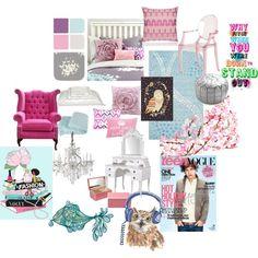 My room by zoe-n-hankey on Polyvore