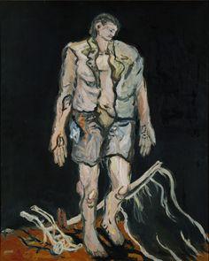 Afbeeldingsresultaat voor baselitz museum bilbao