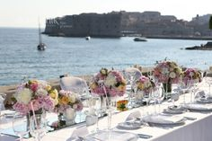 When the bride from New Zealand and the British groom gather their families on their dream wedding in Dubrovnik... :-)