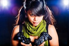 Ultra Sexy Gamer Girls (21 Photos)