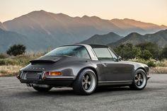 Porsche 911 Targa by Singer Vehicle DesignMore cars here.