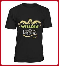 Best Team WILLDEN Lifetime Member Legend front Shirt - Wild shirts (*Partner-Link)