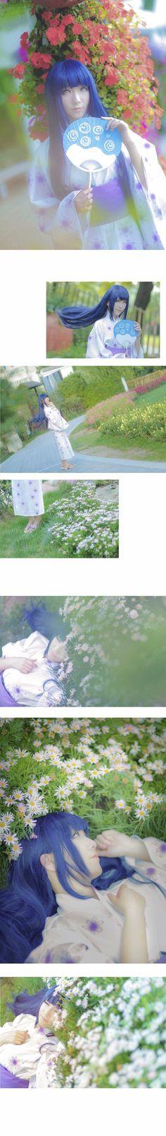 大江户温泉物语 日向雏田 火影忍者 Hinata Hyuga - ALAI(阿濑ALAI) Hinata Hyuga Cosplay Photo - Cure WorldCosplay