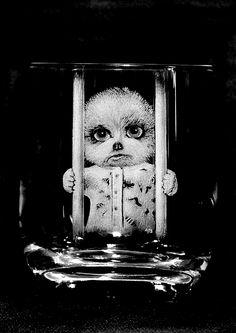 Oleg on Whisky glass