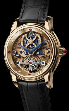 Christophe Claret – Dragon Watch | Noir Kingdom