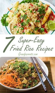 7 Delicious Fried Rice Recipes