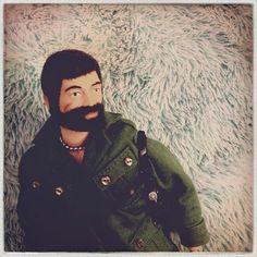 Commander Friday. by 8 Skeins of Danger, via Flickr
