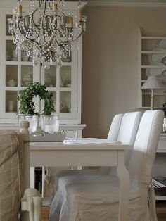 Oh, I love everything about this dining room!
