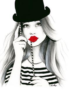 Illustration by anna hammer