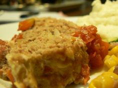 I make this recipe in the winter quite often, very good Body for Life Turkey Meatloaf. YUM.