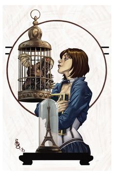 Freedom by Mark Dos Santos Elizabeth and SongBird