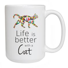 Cat Mug - Worldwide