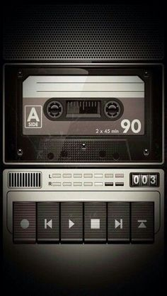 Cassette, child of the Android Wallpaper Dark, Cool Wallpapers For Phones, Music Wallpaper, Apple Wallpaper, Mobile Wallpaper, Iphone Wallpaper, Screen Wallpaper, Phone Backgrounds, Wallpaper Backgrounds
