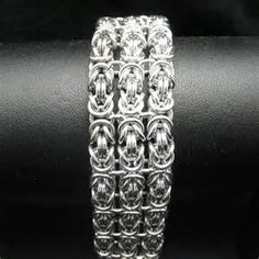 chainmail jewelry patterns - - Yahoo Image Search Results