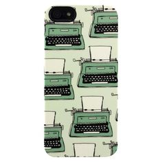 Pen and Paint Type Deflector Cell Phone Case for iPhone 5 - Multicolor (C0010-AY)