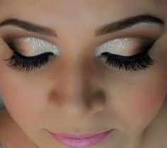 Inspiration discovered by Sami Souder. Make up for special occasion @bloomdotcom