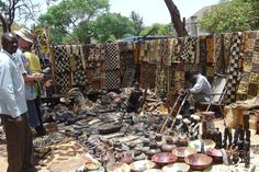 Lusaka Artisans Market Zambia