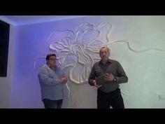 Технология изготовления Барельефа , Мастер класс от Алексея Пименова клип - 3 wall relief decoration - YouTube