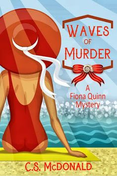 Literary Flits: Waves Of Murder by C S McDonald + Giveaway