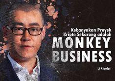 Gempar Karena Li Xiaolai Bocorkan Monkey Business Dunia Kripto
